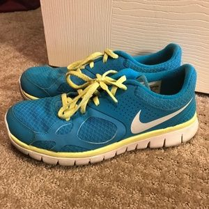 official photos 48193 457ae Women s Nordstrom Nike Running Shoes on Poshmark